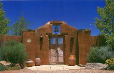 Ranch Gate, Santa Fe