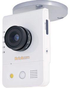CB-500Ap  Cube Network 5 Megapixel Compact Camera