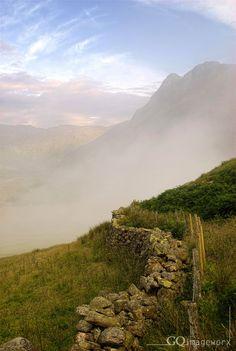 Mickleden, Great Langdale, Cumbria, England by GQimageworx