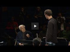 Master-class Pierre Boulez - 1ère partie Le Mandarin, Direction, Classical Music, Master Class, Concert, Musicals, Bandleaders, Composers, Beginning Sounds