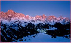San Martino di Castrozza Week end romantico in Italia http://tormenti.altervista.org/weekend-romantici-in-italia/