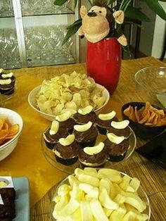 Monkey Party Food