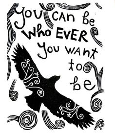 Spread your wings! #inspiration