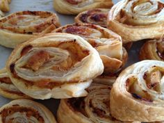 Real Meals: Savoury Pinwheels