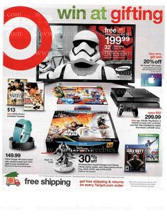 Early Ad Preview – Target Starting 12/13/15