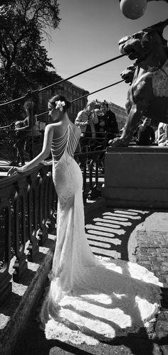 Nurit Hen 2016 Wedding Dress
