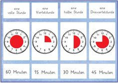 teaching material-free – Magic One – DesignBlo … – Clock Ideas Math Worksheets, Learning Activities, Kids Learning, Autism Education, Special Education, Montessori Education, Primary School, Elementary Schools, German Grammar