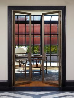 Portfolio of our custom steel windows and doors that we have manufactured for residential use. Steel Windows, Windows And Doors, Steel Doors, Luxury Apartments, Luxury Homes, Entrance Hall Decor, Lafayette Street, New York Homes, Pent House
