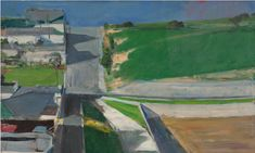 A possible exception is Richard Diebenkorn, who died in 1993. Description from telegraph.co.uk. I searched for this on bing.com/images