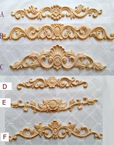 Wholesale wood appliques from Cheap wood appliques Lots, Buy from Reliable wood appliques Wholesalers. European Furniture, Rustic Furniture, Painted Furniture, Furniture Design, Furniture Ideas, Wooden Door Design, Front Door Design, Wood Design, Wood Carving Designs