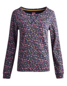 MELLING Womens Relaxed Sweatshirt