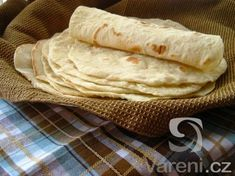 Home Cooking In Montana: Flour Tortillas with leavening. Mexican Dishes, Mexican Food Recipes, Dinner Recipes, Ethnic Recipes, Burritos, Recipes With Flour Tortillas, Homemade Tortillas, Good Food, Yummy Food