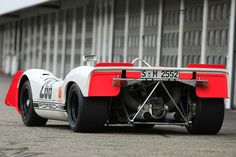 F&O Fabforgottennobility - gashetka: 1969 | Porsche 908/2 Spyder | Source