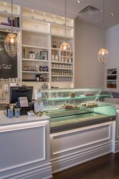 S more than organic bakeshop - creative workspace tour apartment therapy Bakery Shop Design, Coffee Shop Design, Cafe Design, Restaurant Design, Bakery Shop Interior, Design Design, Bakery Store, Bakery Cafe, Bakery Kitchen