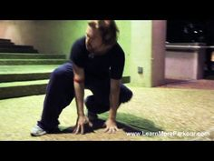 PARKOUR TRAINING DRILL: AGILITY & CREATIVITY - TAPP BROTHERS - YouTube