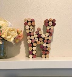 Wine Corker And Aerator #wine #WineCorker Wine Cork Letters, Wooden Letters, Wine Theme Shower, Wine Corker, Wine Tasting Events, Champagne Corks, Strongest Glue, Wine Decor, Cork Crafts