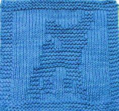 Knitting Cloth Pattern FAWN PDF by ezcareknits on Etsy, $3.00