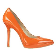 Nine West: Love Fury - pointy toe pump Can I have a pair of orange, blue, navy and neon yellow? $89