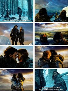 Jon Snow and Ygritte. I absolutely love Kit and Rose. They are perfect for each other! Game Of Thrones Books, Game Of Thrones Quotes, Game Of Thrones Funny, Hbo Tv Series, Drama Tv Series, Best Series, Winter Is Here, Winter Is Coming, Ygritte And Jon Snow