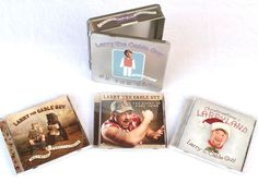 """Larry The Cable Guy """"On The Can"""" Deluxe 3 CD Set w Hinged Tin Audio Compact Disc #ComedyNoveltyMusic"""