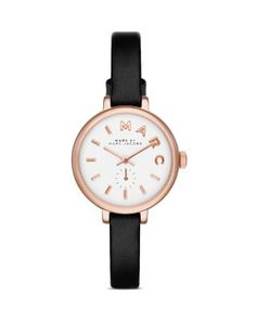 MARC BY MARC JACOBS Sally Watch, 28mm | Bloomingdale's