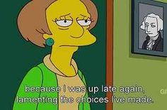 """18 Times """"The Simpsons"""" Got What It's Like To Be A Woman"""