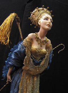 Кукла ( Из история кукол ), Oдна из интереснейших страниц в истории культуры.