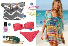 Honeymoon = beach outfits