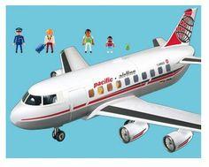Playmobil, 4310 Jet Plane