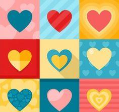 descargar imagenes de corazones para recortar
