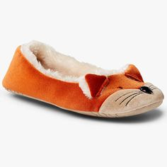 341f8a7c043 BuyJohn Lewis Fox Ballet Slippers
