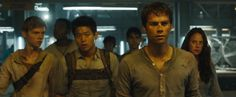 #tmrchallenge Day 28 [your favorite scene in the death cure]: in the beginning when the ivy trio is reunited