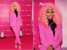 Hot Or Not? Nicki Minaj's Pink Power Suit. http://buzznet.com/~g91c793