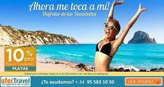Consigue hasta un 10% de descuento en tu Agencia #Ofertravel www.ofertravel.es