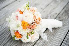 Photography: K.Photographie - kphotographie.com/  Read More: http://www.stylemepretty.com/little-black-book-blog/2014/01/30/green-orange-wychmere-beach-club-wedding/