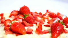 Nuova variante del tiramisù con le fragole #Dolce, #Fragole, #Ricetta, #Tiramisù, #TiramisùConFragole http://eat.cudriec.com/?p=5063