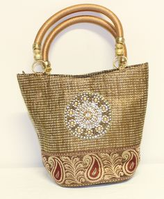 I'm selling EVENING HAND BAG IN GOLDEN - A$26.00