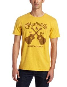 Lucky Brand Men s Martin Guitars Graphic Tee  35.99 b5606fe88b6