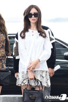 Girls' Generation's diverse airport fashion turns heads! | Koogle TV