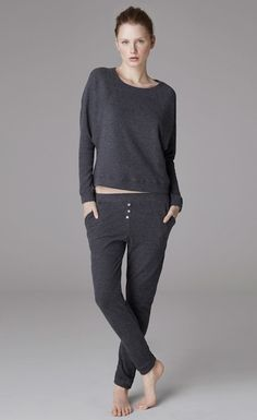 Home fashion: pijama... OYSHO pantalon y buzo
