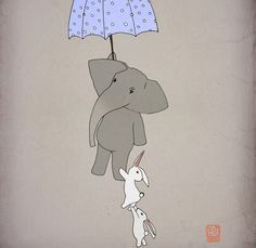 bunny picture for baby girl room - Google Search