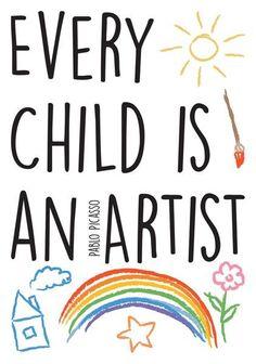 Very True I Save Every Single Piece Of My Kids Artwork