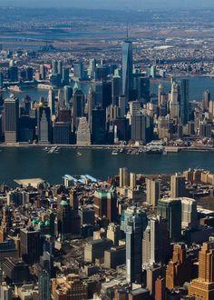 World Trade Center, Lower Manhattan Flickr by darzieeeee