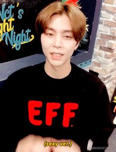 cute, sexy and charismatic all at the same time ♡ Nct 127 Johnny, Kpop Boy, Asian Men, Pop Group, Jaehyun, Cute Couples, First Love, Daddy, Handsome
