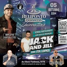 Heliponto Bar   Quarta Universitária Coloque seu nome na lista pelo link: http://www.baladassp.com.br/balada-sp-evento/Heliponto-Bar/526 Whats: 951674133