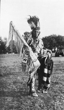Curly Bear, Blackfeet/Pikuni n.d.