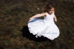 Jottum Excellent condition beautiful white Swila dress 158 13 Y