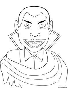 Manga Jeune Vampire Au Chapeau Haut De Forme Coloriage Réalisé Aux