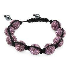 Silk Crystal and Simulated Gems Ladies Bracelet. Total Item weight 23.5 g. VividGemz. $25.00. Save 77%!