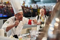 #bocusedor #bocusedoreurope2018 #contest #gastronomy #chefs #food #cooking #tasting #jury ©Studio Julien Bouvier Bocuse Dor, Chefs, Europe, Studio, Cooking, Food, Pageants, Fine Dining, Baking Center